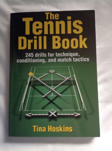 1 of 1 - Brand New - The Tennis Drill Book