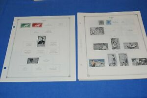 Laos-65-Scott-International-Stamp-Album-Pages-to-1990-BlueLakeStamps-Useful