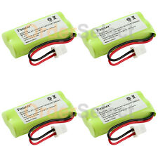 4x Home Phone Battery for VTech CS6114 CS6124 CS6328 CS6329 CS6400 CS6409 CS6419