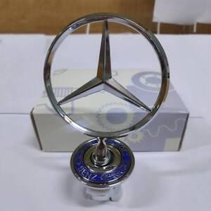Stern-Motorhaube-W211-W213-E-Klasse-W221-W222-S-Klasse-W204-W205-C-Klasse-A