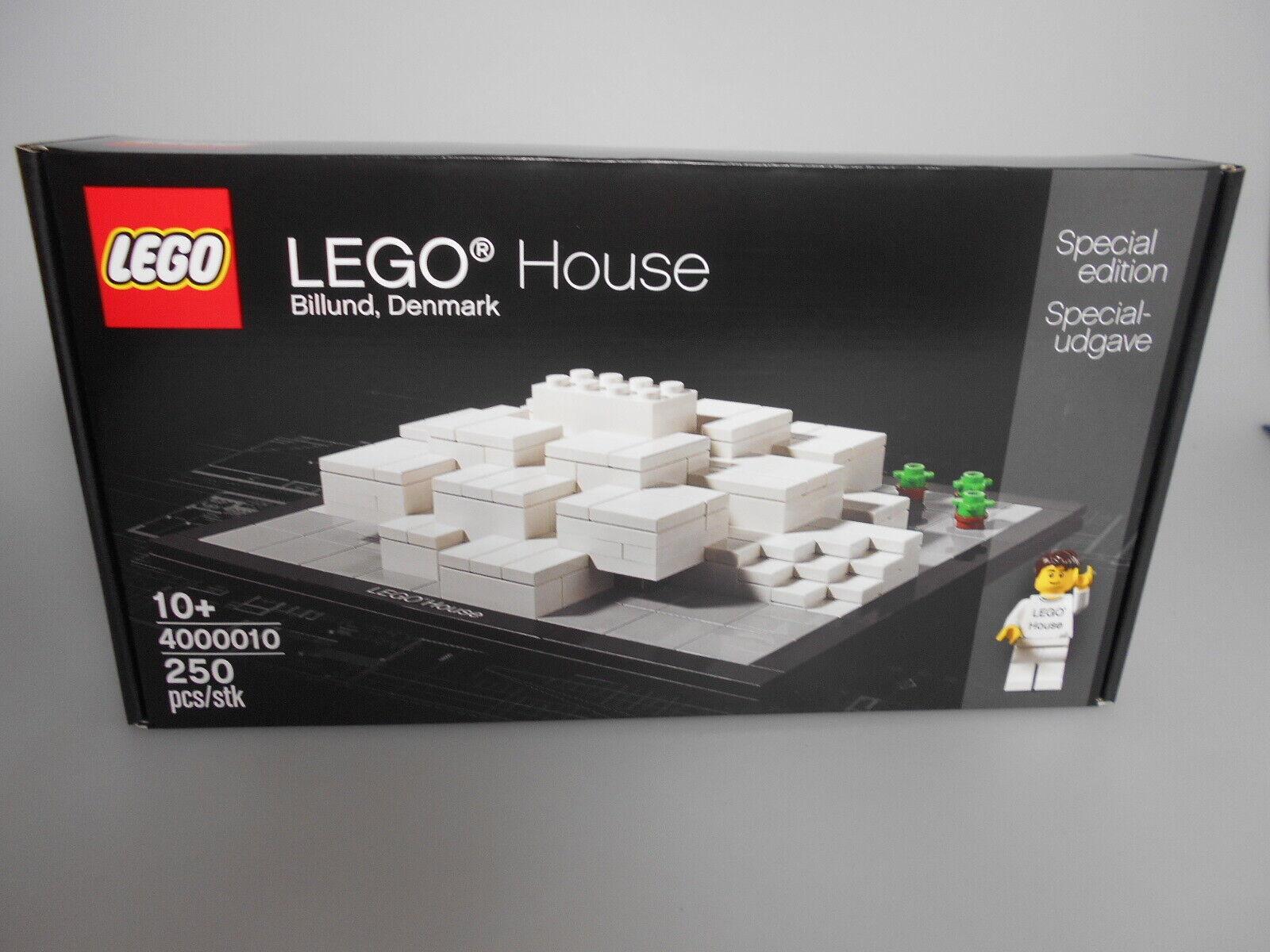 la migliore offerta del negozio online LEGO ® ® ® House Billund Set 40000010 NUOVO E SIGILLATO specialeee edizione  grandi risparmi
