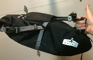 Arkel Seatpacker 15L Bikepacking      Bag Aero Saddlebag Touring Randonneur
