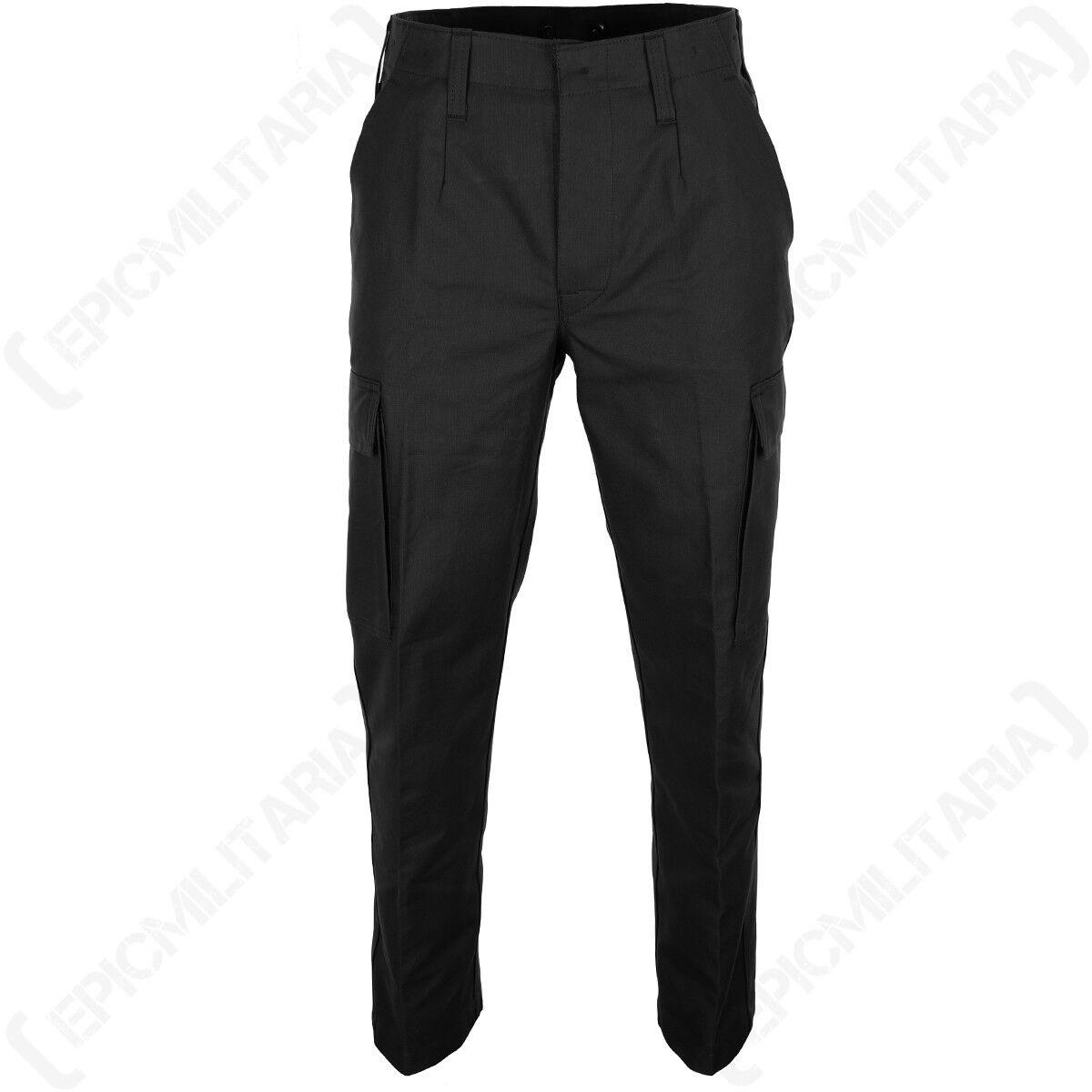 Original Grado Piel De Topo Pantalones - Carga Combate Ejército Trabajo Pantalón