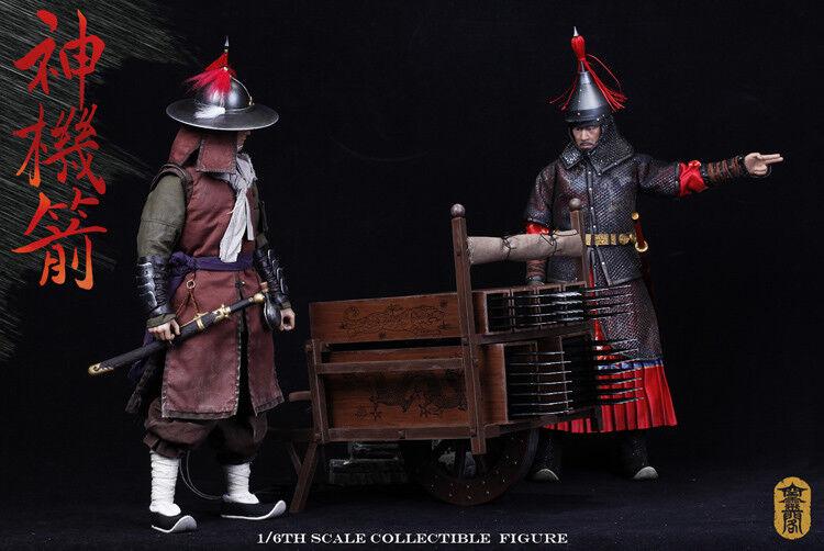 1 6 Scale KLG008 KLG008 KLG008 War Series Singijeon Figure Model Toy 0c3a3a