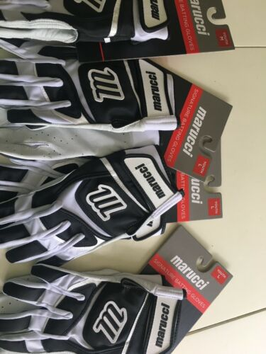 Marucci Youth Batting Gloves large