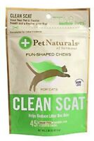 Pet Naturals Clean Scat For Cats (45 Chews)