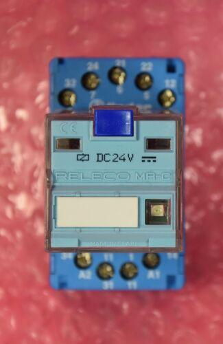 c3-a30x Incl Releco relais type Finder socle 90.112