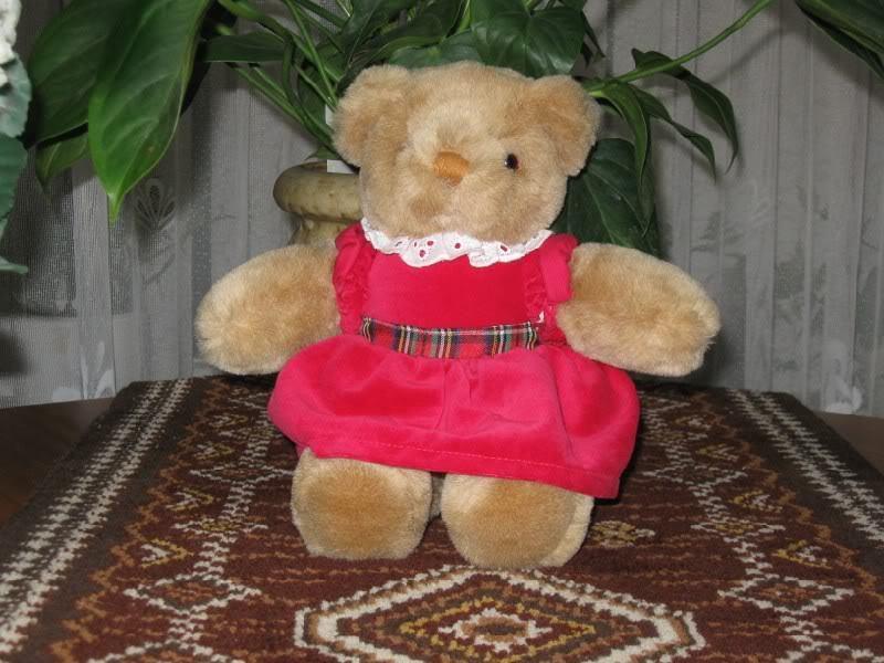 Merison Holland Dutch Dutch Dutch Girl Bear f9969d