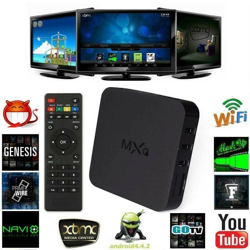 MXQ 4k Pro android 4 4 Quad-Core WiFi 8GB XBMC KODI Smart TV Box Multimedia  Player - ON SPECIAL | Port Elizabeth | Gumtree Classifieds South Africa |