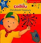 Caillou Storybook Treasury Ten Bestselling Stories 9782897181499 Publishing