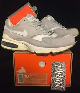 newest collection 2f13a 5d727 Image is loading VTG-NIKE-AIR-BURST-EMINEM-SLIM-SHADY-CHARITY-
