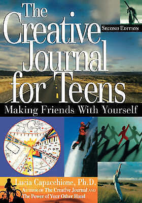 1 of 1 - Creative Journal for Teens : Making Friends with Yourself-ExLibrary
