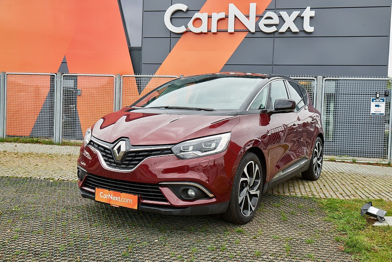 Renault Scenic IV 1,6 dCi 130 Bose Edition 5d