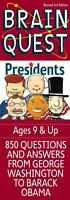 Presidents (brain Quest, Revised 3rd Edition) on Sale