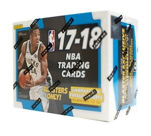 Panini-Donruss-Optic-2017-18-7-Pack-Blaster-Box-NBA-Basketball