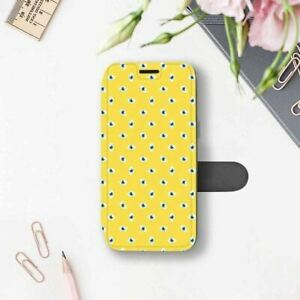 Eye iPhone 6 6s Cover Eyes Yellow iPhone 7 8 Plus Sleeve Cute iPhone Wallet Case