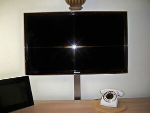 design kabelkanal edelstahl f r fernseher tv led plasma beamer 20 120cm neu ebay. Black Bedroom Furniture Sets. Home Design Ideas