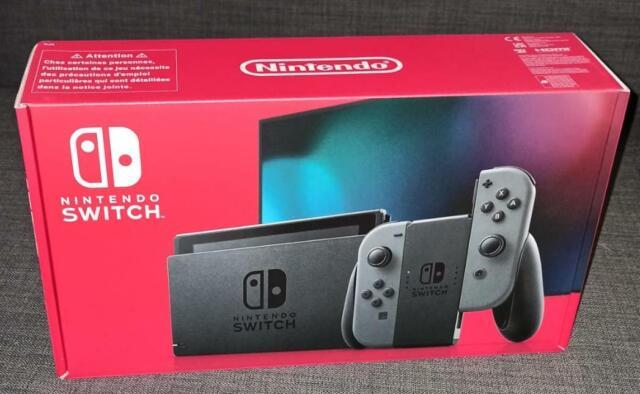 Nintendo Switch Konsole Neu und OVP