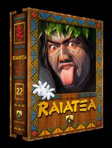 Raiatea - Board Game - New