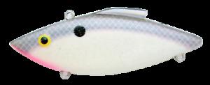 Rat-L-Trap Lipless Crankbait 1//2oz Diamond Dust Fishing Lure RT53