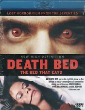 Death Bed blu-ray Cult Epics 1977 George Barry horror uncut