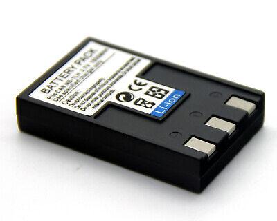 Canon NB-1L//1LH Equivalent Camcorder//Digital Camera Battery