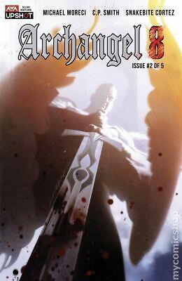 Archangel 8 #1 NM 2020 Stock Image