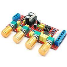 NE5532 Preamp Pre-amplifier Tone Board Treble Alto Bass Volume Control DIY Kits