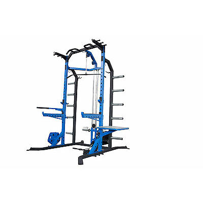 We R Sports Power Rack Home Gym Crossfit Rack Lat Pull Down Pull Ups Power Cage
