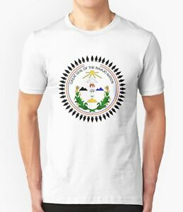 NAVAJO NATION T SHIRT AMERICAN INDIAN MOVEMENT