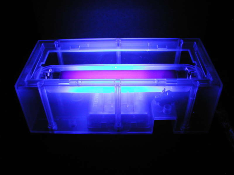 Glow In The Dark  Glow Bed For Large Or many Glow Lures   simple and generous design