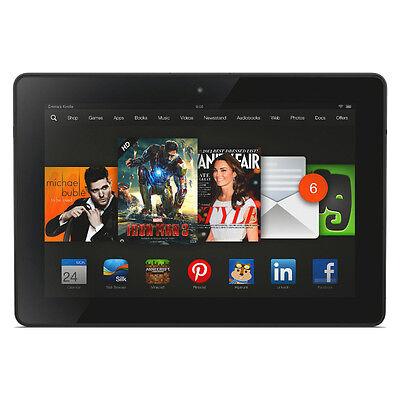 Amazon Kindle Fire HDX 16GB, Wi-Fi, 8.9in - Black
