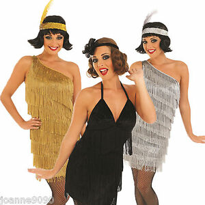Sexy-Charleston-Flapper-Fringed-Gatsby-Ladies-Fancy-Dress-Costume-1920-20s-30s