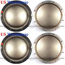 4PCS Diaphragm For JBL 2446J,2447J,2450J,2451J,2452J D8R2440 16 Ohm US Warehouse