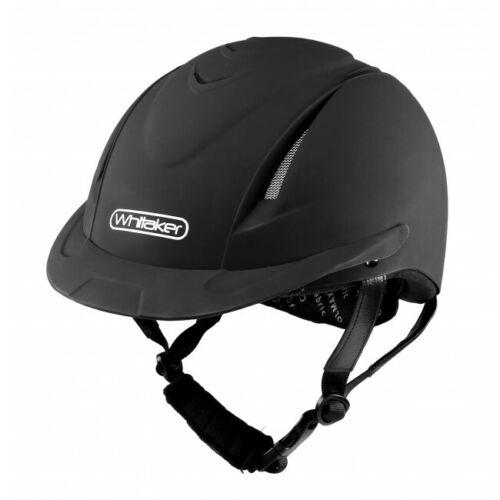 XS to L Black-Navy John Whitaker New Rider Generation Riding Hat//Helmet