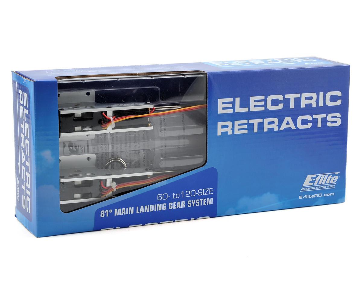 60 81 grad eflite e-flite bf109 vorhanden und wichtigsten elektrischen zurckziehen eflg509 bereit