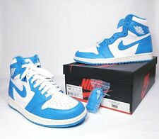 66afb2ec5e3 Ds Brand new Nike Air Jordan 1 Retro High OG UNC Carolina Powder Blue  555088-