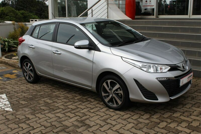 Silver Toyota Yaris 1.5 XS CVT with 8800km available now!