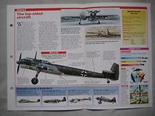 Aircraft of the World - Blohm und Voss BV 141
