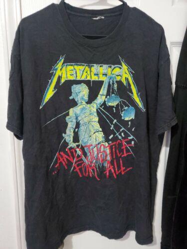 Vintage 1994 Metallica T Shirt