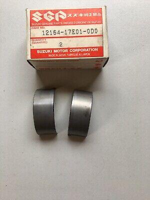 8Pcs Connecting Rod Bearing 34.5mm 50 for Suzuki GSX-R1000 GSXR1000 2009-2012