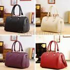 Women Leather Shoulder Handbag Messenger Ladies Satchel Tote Shopping Bag Purse
