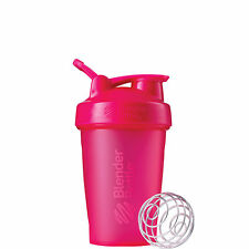 20 OZ. BLENDER BOTTLE® CLASSIC™ (WITH LOOP) SUNDESA PROTEIN SHAKER - ALL PINK