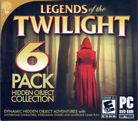 Far Kingdoms Winter Solitaire Hidden Object Legends Of Twilight 6 Pack Pc Game