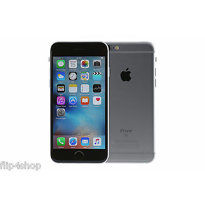 Apple iPhone 6S 64 GB Spacegrau (Ohne Simlock) - Top Zustand # AKTION
