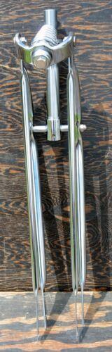 """26/"""" Cruiser Bicycle SPRINGER FORK 1/""""Thread Vintage Schwinn Chopper Lowrider Bike"""