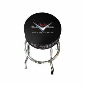 "Fender Custom Shop 30"" Pinstripe Barstool - 0990230010"