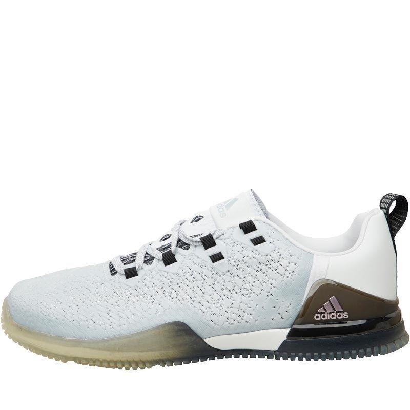 Chaussures Training Crazypower Femme Adidas Gris Tr Blancvapour SqAR1