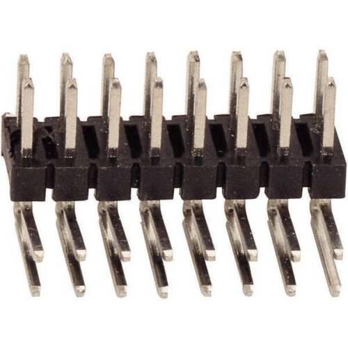 Tru components connettore maschio standard numero di righe 2 poli per fila 30