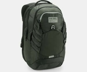 4c6b78836a Image is loading UNDER-ARMOUR-HUDSON-BACKPACK-UA-ARTILLERY-PROJECT-GREEN-